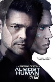 Almost Human streaming vf poster
