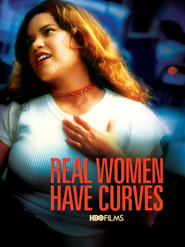 Poster Real Women Have Curves 2002