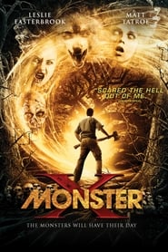Monster X (2017) Full Movie Watch Online Free Download