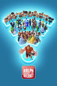 Poster van Ralph Breaks the Internet