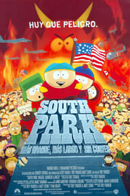 South Park: Más grande, más largo y sin cortes (1999)