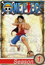 One Piece - Season 1 Episode 12 : Clash with the Black Cat Pirates! The Great Battle on the Slope!