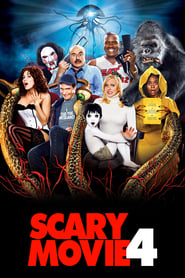 Poster for Scary Movie 4