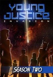 La joven Liga de la Justicia: Temporada 2