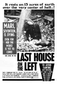 Poster The Last House on the Left 1972