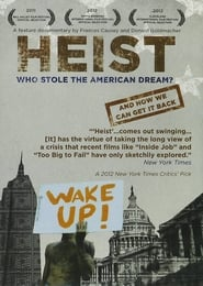 Poster Heist: Who Stole the American Dream? 2012