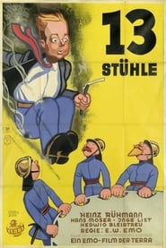 Poster 13 Stühle 1938