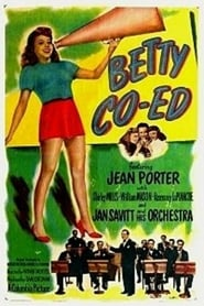 Betty Co-Ed poster