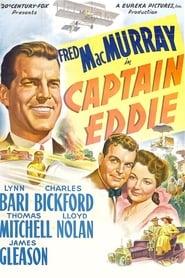 Poster Captain Eddie 1945
