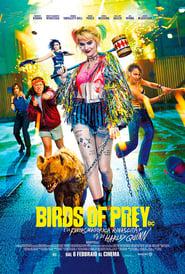 Birds of Prey (e la fantasmagorica rinascita di Harley Quinn) (2020)