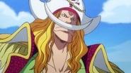 One Piece Season 21 Episode 963 : Oden's Determination! Whitebeard's Test!