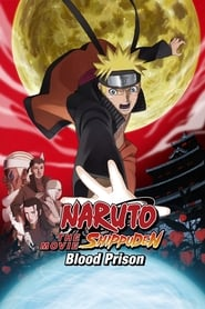 Poster Naruto Shippuden the Movie: Blood Prison 2011