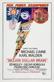 Poster Billion Dollar Brain 1967
