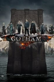 Gotham Season 1 Episode 21 : The Anvil or the Hammer