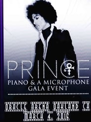 Prince: Piano and a Microphone Tour