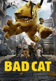 Poster Bad Cat 2016