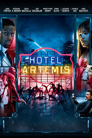 Hotel Artemis Streaming Full-HD |Blu ray Streaming