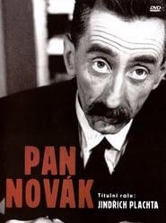 Pan Novák plakat