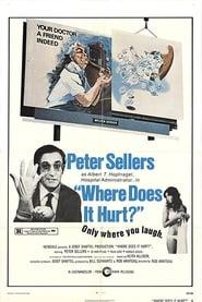 Where Does It Hurt? (1972), film online subtitrat