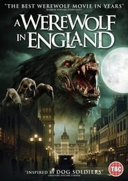 A Werewolf in England (2020) poster