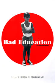 Poster Bad Education 2004