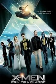 X-Men: Primeira Classe – Dublado