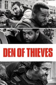Den of Thieves (2018) Full Movie Watch Online Free