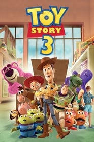 Poster for the movie, 'Toy Story 3'