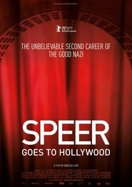 Poster Speer Goes to Hollywood 2020