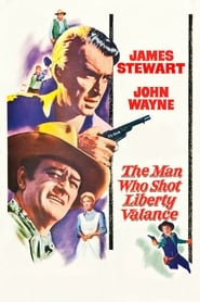 Poster The Man Who Shot Liberty Valance 1962