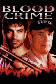 Poster Blood Crime 2002