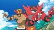 Pokémon Season 21 Episode 20 : Pushing the Fiery Envelope!