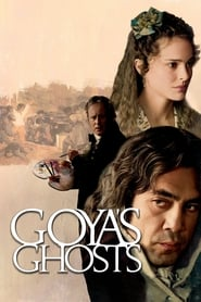 Poster Goya's Ghosts 2006