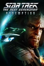 Poster of Star Trek The Next Generation Redemption