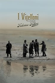 DVD cover image for I vitelloni