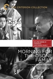 Morning for the Osone Family (1946)