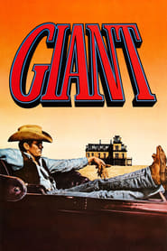 Poster Giant 1956