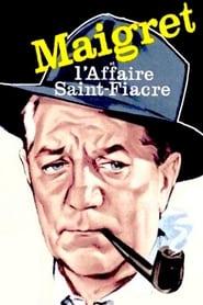 Мегре и аферата Сен-Фиакре