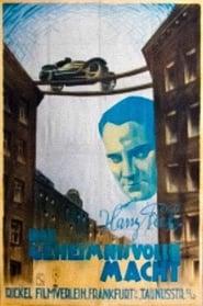 Der Reiter ohne Kopf, 2. Teil - Die geheimnisvolle Macht 1921