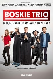 Boskie trio / Coexister (2017)