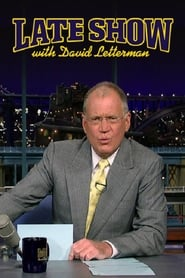 Poster Late Show with David Letterman - Season 8 2015