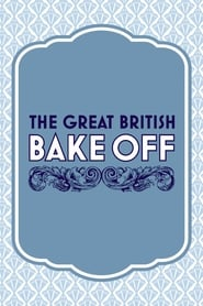 Seriencover von The Great British Bake Off