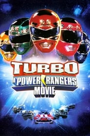 Poster for Turbo: A Power Rangers Movie