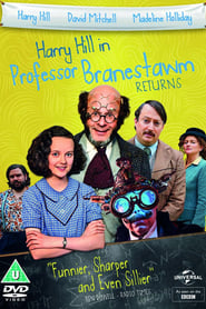 Poster Professor Branestawm Returns 2015
