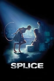 Poster for the movie, 'Splice'