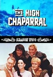 The High Chaparral - Season 2 : Season 2