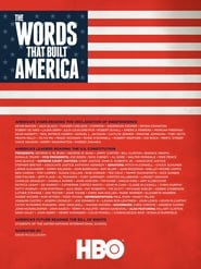 Poster The Words That Built America 2017