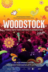 Woodstock: Three Days that Defined a Generation 2019