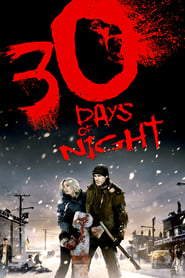 Poster 30 Days of Night 2007