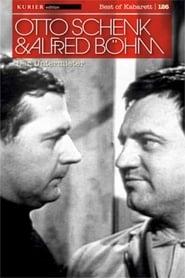 Otto Schenk & Alfred Böhm - Der Untermieter 1964